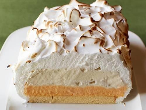 """Маффины """"айс"""" с мороженым и белым шоколадом"""