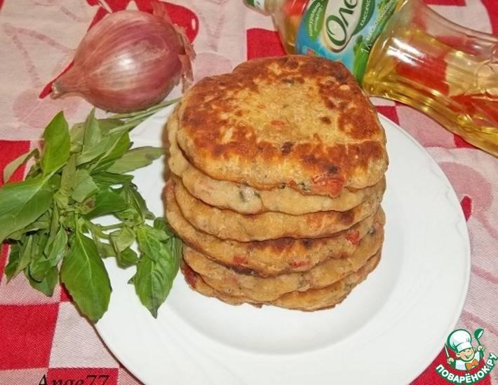 Картофельная лепешка