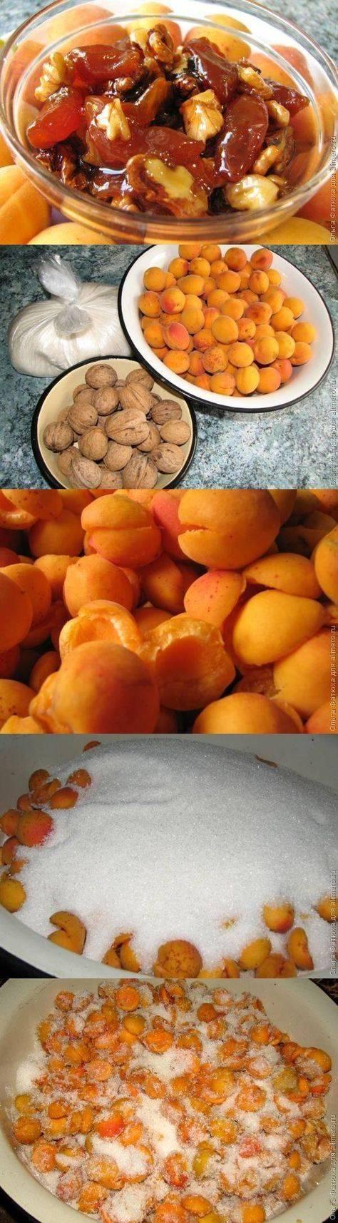 Варенье из грецких орехов зеленых и по-армянски с известью - рецепты с черешней, абрикосами, крыжовником
