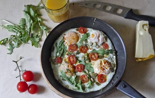Что приготовить на завтрак: 10 быстрых и вкусных рецептов