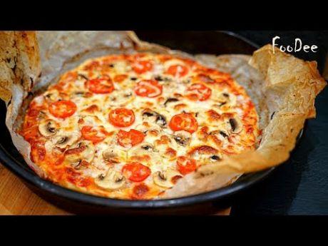 Рецепт воздушного теста для пиццы станет настоящей находкой для вас!