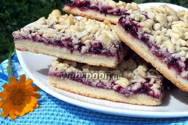 Печенье венское с вареньем рецепт с фото
