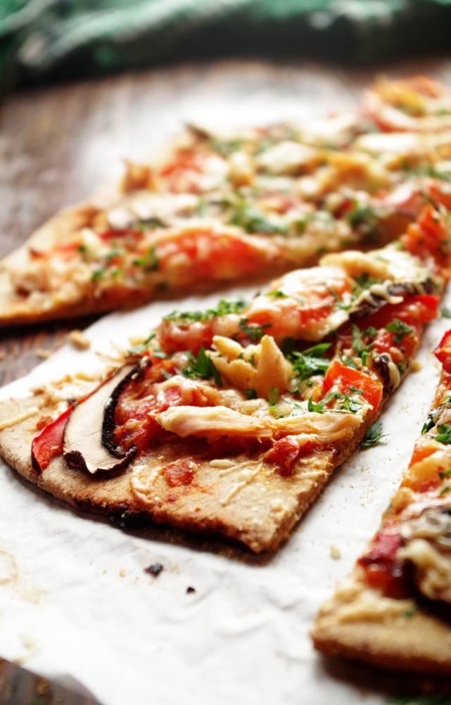 Тесто для пиццы (с добавлением ржаной муки)   страна мастеров
