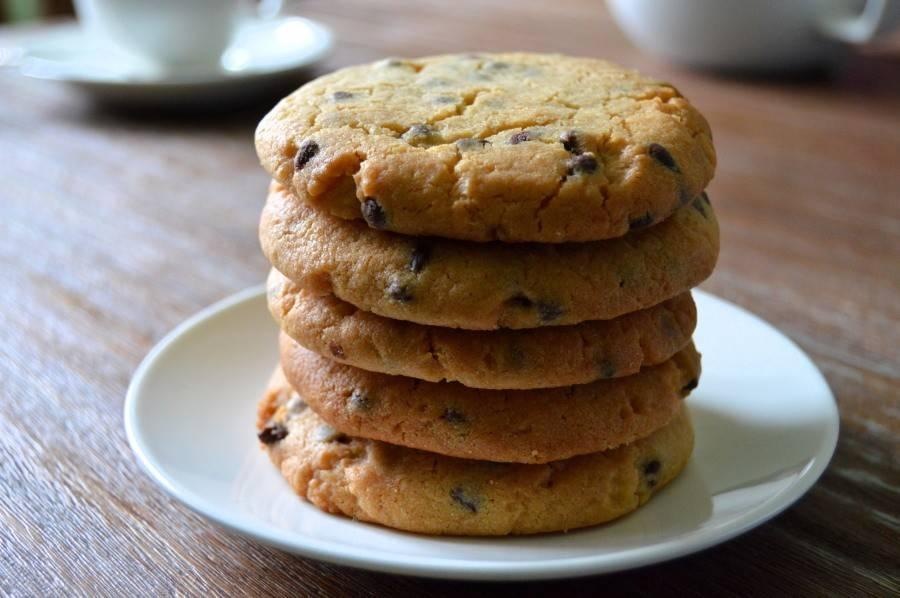Печенье с арахисовым маслом рецепт с фото, как приготовить на webspoon.ru