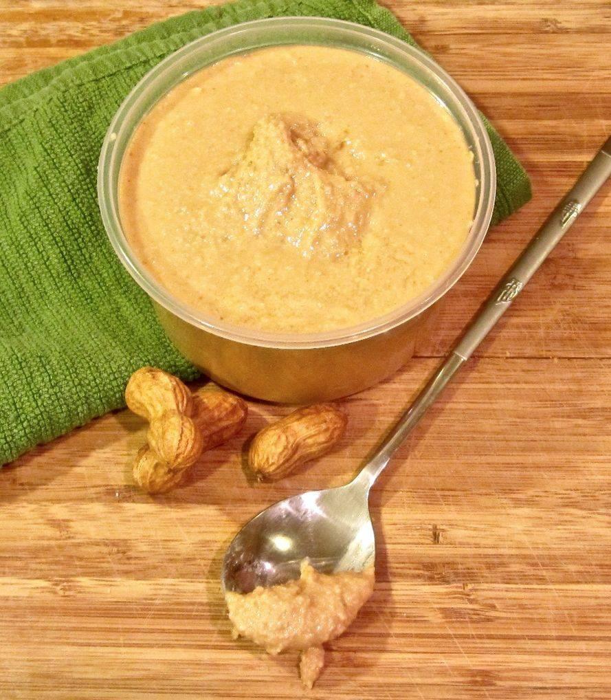 Домашняя арахисовая паста: рецепт