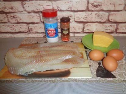 """Рыбное суфле """"утро доброе"""""""