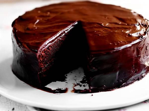 Самая вкусная глазурь для торта