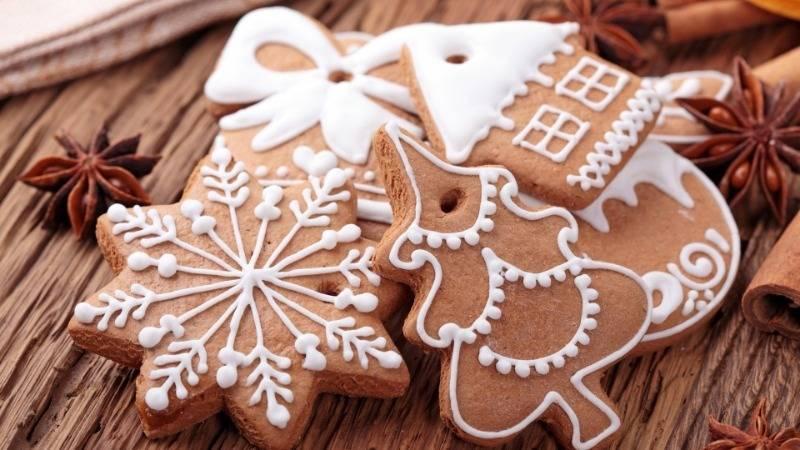 Новогодние десерты: никакого праздника без лакомства!