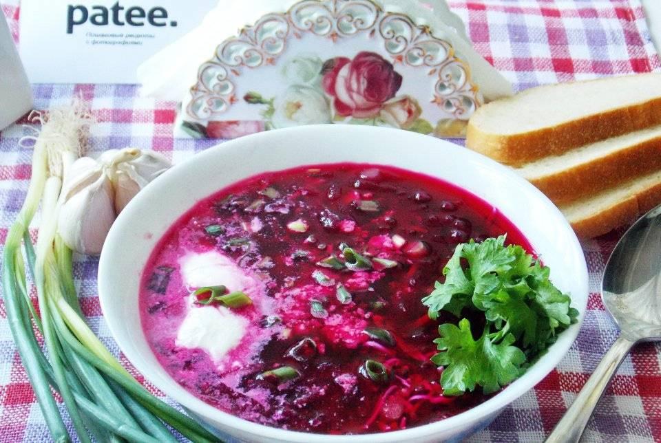 Рецепт холодника из свеклы: готовим простой и вкусный супчик с освежающими нотками лета