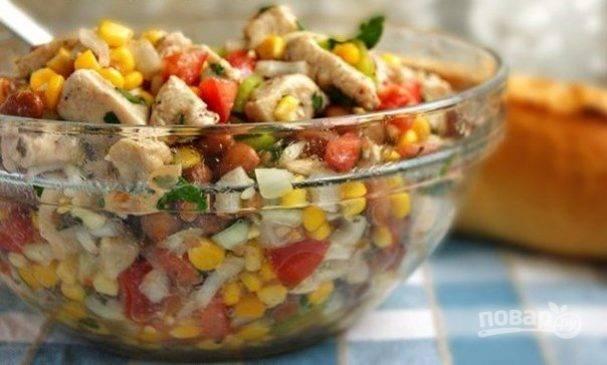 Салаты без майонеза: рецепты с фото простые и вкусные