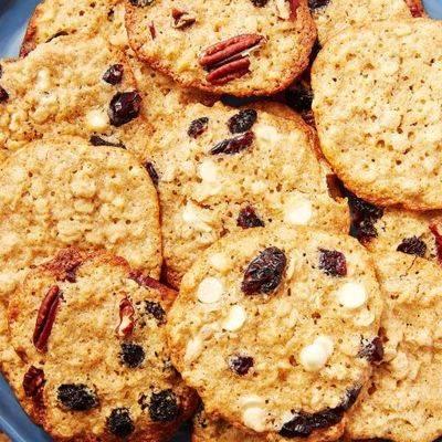 Печенье с шоколадной крошкой: топ-5 рецептов