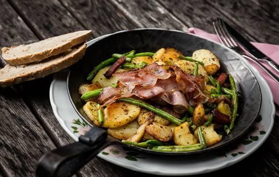 Картошка жареная: рецепты и советы по приготовлению