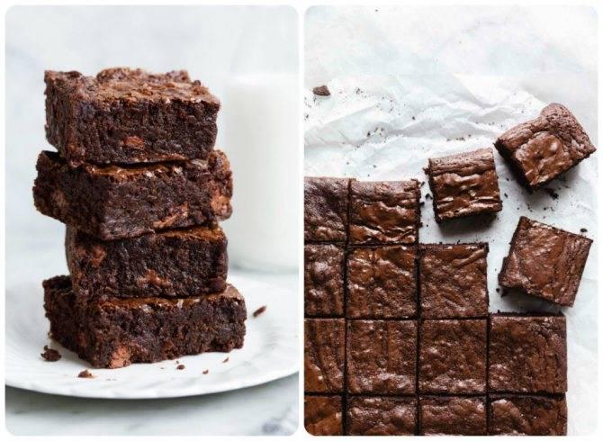 Шоколадный брауни [самые вкусные рецепты]