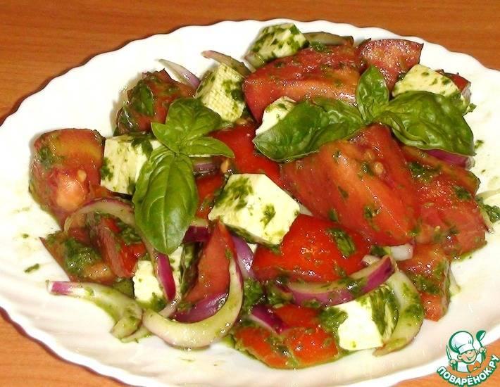 Рецепт пасты с кабачками