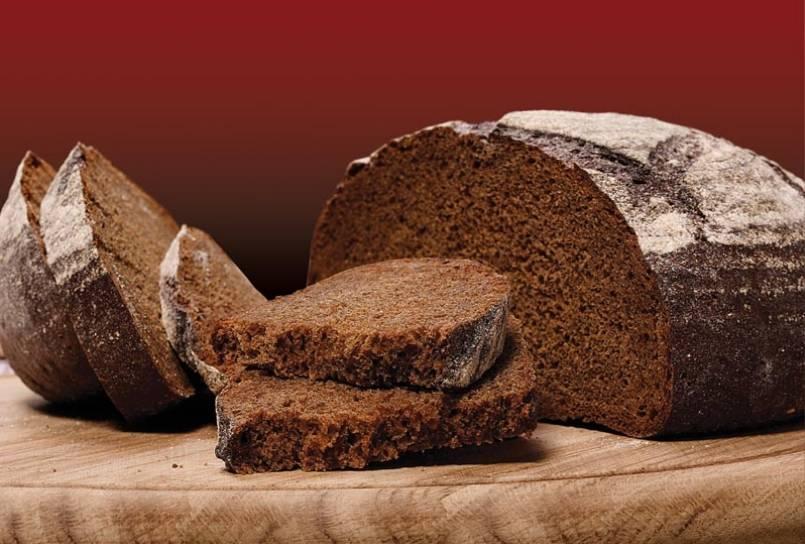 Хлеб с рисовой мукой
