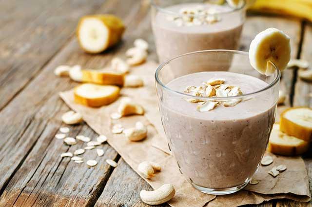 Овсянка с бананом на завтрак: все лучшие рецепты с фото