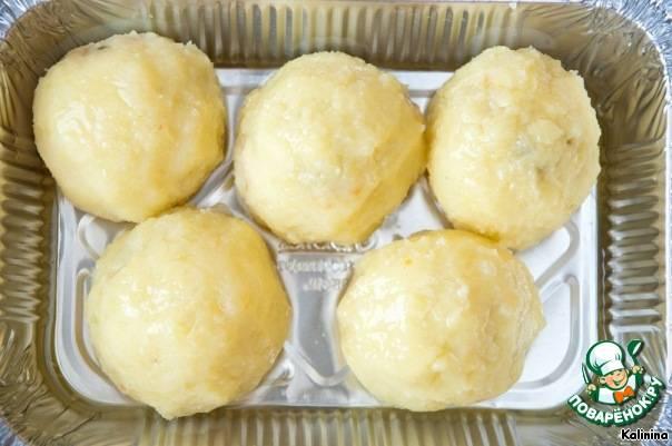Картофельные котлеты с грибами - вкусные и оригинальные рецепты простого блюда