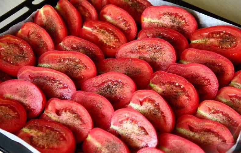 Мой любимый рецепт вяленых помидор! вкуснотища!!!