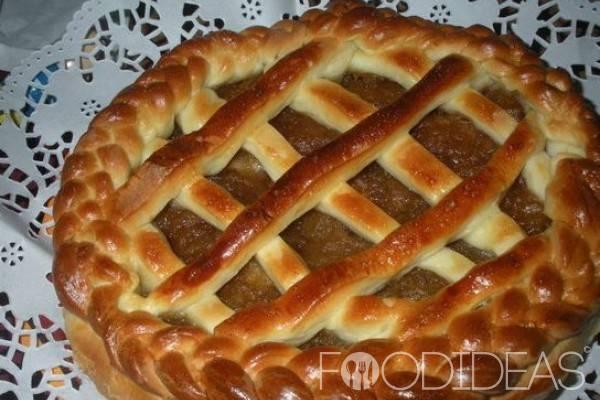 Пирожки с яблочным джемом