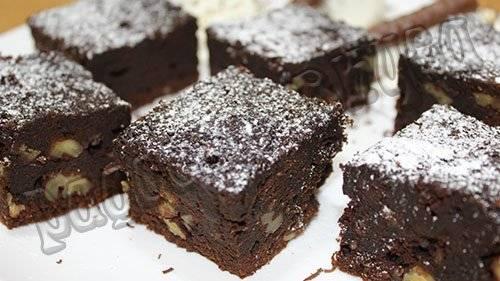 Как приготовить классический американский десерт «брауни» в домашних условиях: пошаговый рецепт