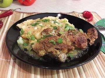Маринад для индейки - рецепты для филе или голени перед жаркой или запеканием в духовке