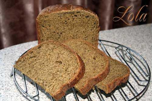 Зеленый хлеб со шпинатом (постный)
