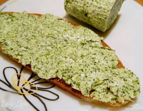Чесночный хлеб из багета | мир домохозяйки