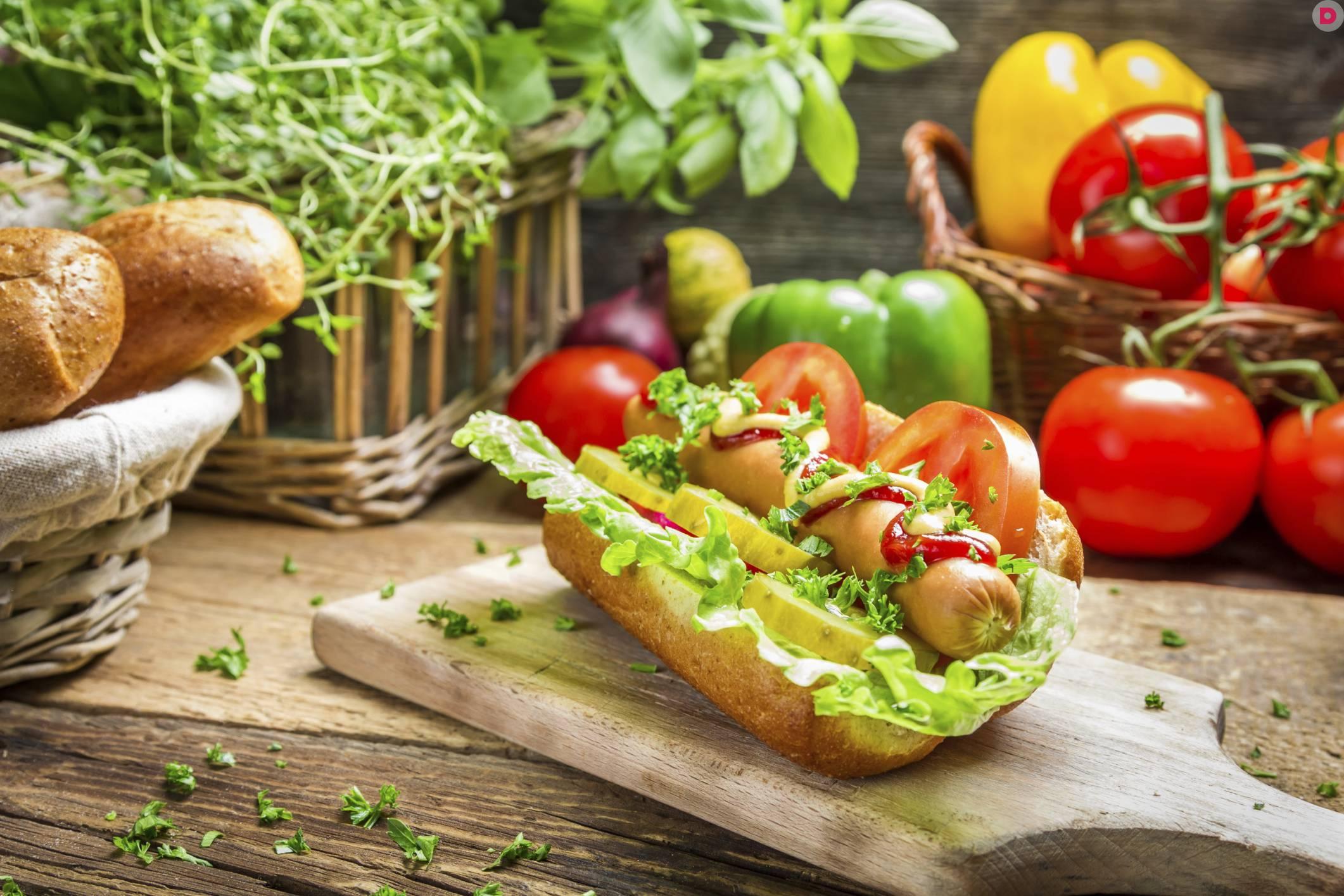 Как приготовить ход дог. вкусный домашний хот-дог — как сделать хот-дог