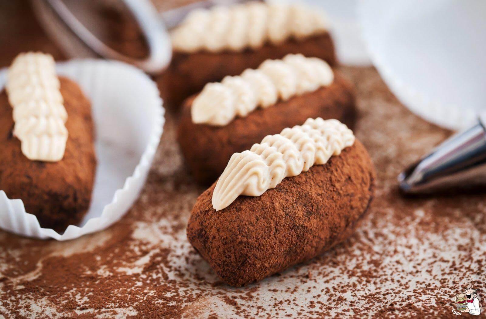 Пирожное картошка пп рецепт. пирожное картошка - сладость, знакомая всем с детства.