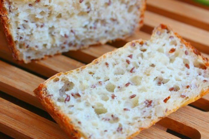 Хлеб и хлебцы из семян льна: польза и рецепты
