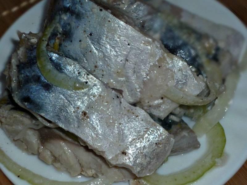 Кефаль — рецепты вкусного приготовления черноморской кефали