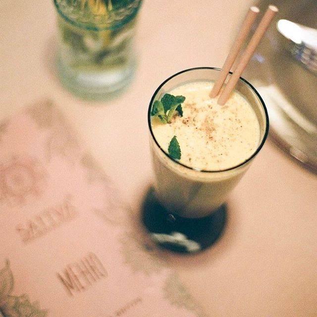 Рецепт напитка ласси