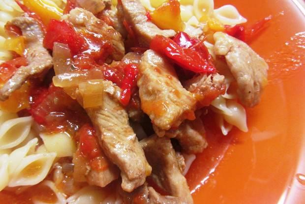 Свиная вырезка в духовке | вкусные рецепты