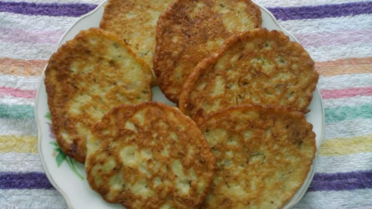 Драники из кабачков - простые рецепты вкусного легкого блюда