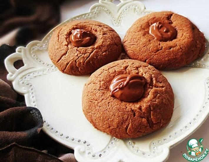Печенье колобки рецепт с фото