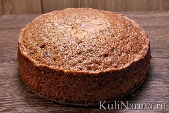Торт на кефире - рецепты шоколадного, бисквитного и блинного десерта с вареньем и разными кремами