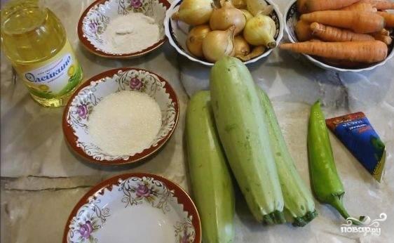 Кабачковая икра без жарки на зиму простой домашний рецепт пошагово с фото