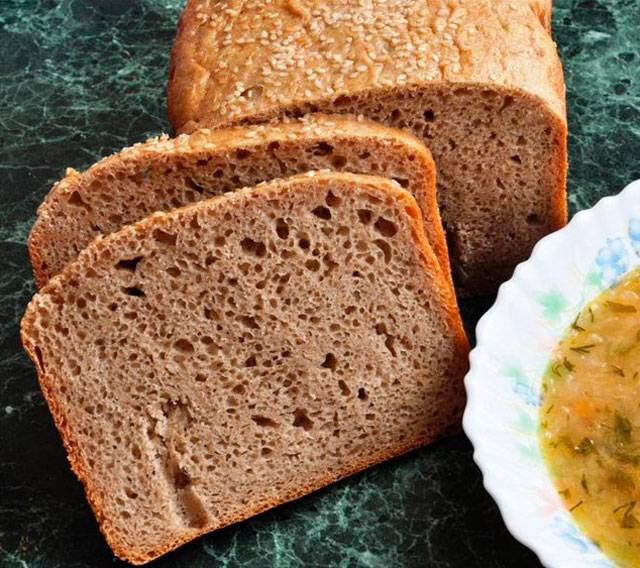 Кукурузный хлеб – рецепт