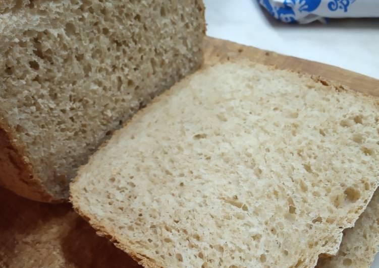 Домашний хлеб с отрубями в духовке