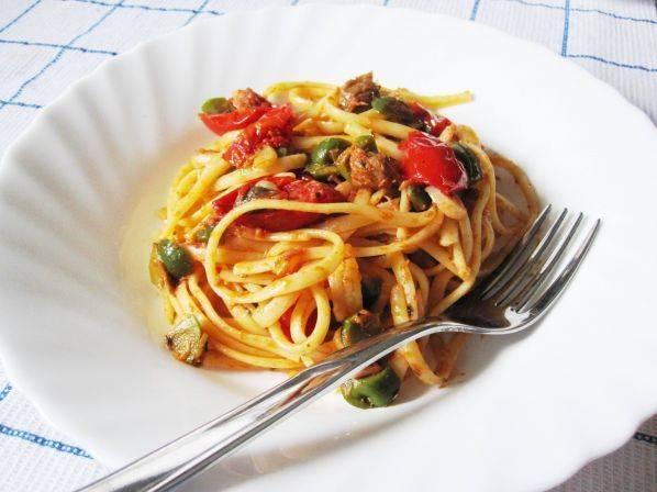 Паста с тунцом: 8 рецептов по-итальянски |