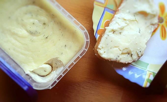 Сыр плавленный - рецепты