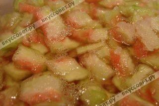 Варенье из арбузных корок на зиму: самый простой пошаговый рецепт с фото