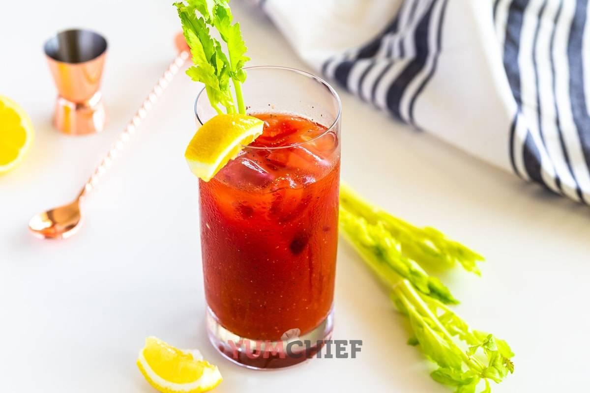 Сок из сельдерея - вкусные рецепты напитка с разными добавками