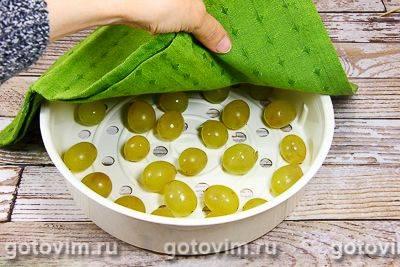 Как сделать изюм из винограда в домашних условиях: рецепт с фото