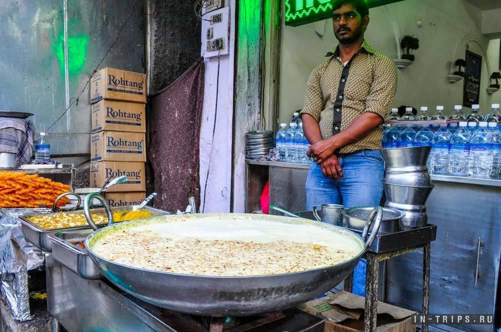 Расгулла – нежная индийская сладость