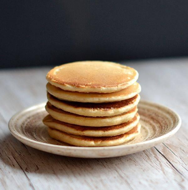 Идеальный завтрак – панкейки из самых простых продуктов