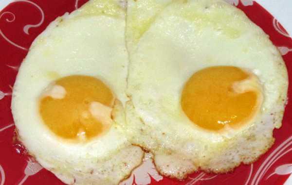 Завтрак в блинных корзиночках