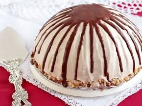 """Домашний торт """"санчо-панчо"""""""