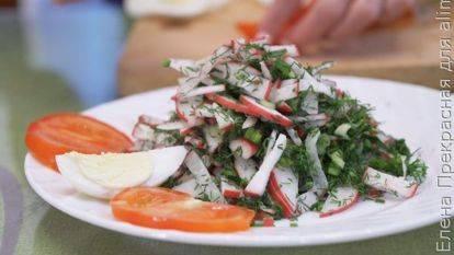 15 необычных овощных салатов
