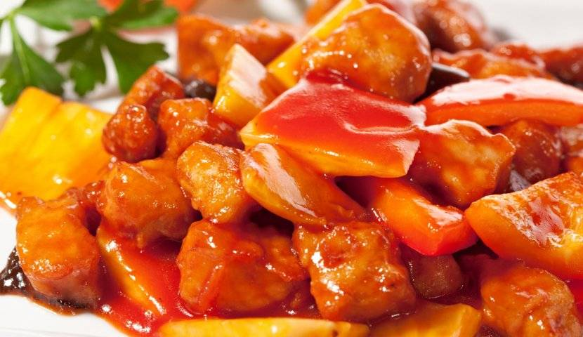 Курица в кисло-сладком соусе — топ 7 рецептов